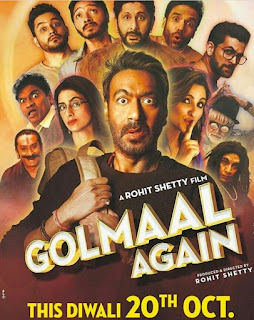 Golmaal Again First Look Poster 7