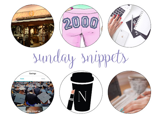 Sunday Snippets 03