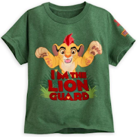 The Lion Guard t-shirt