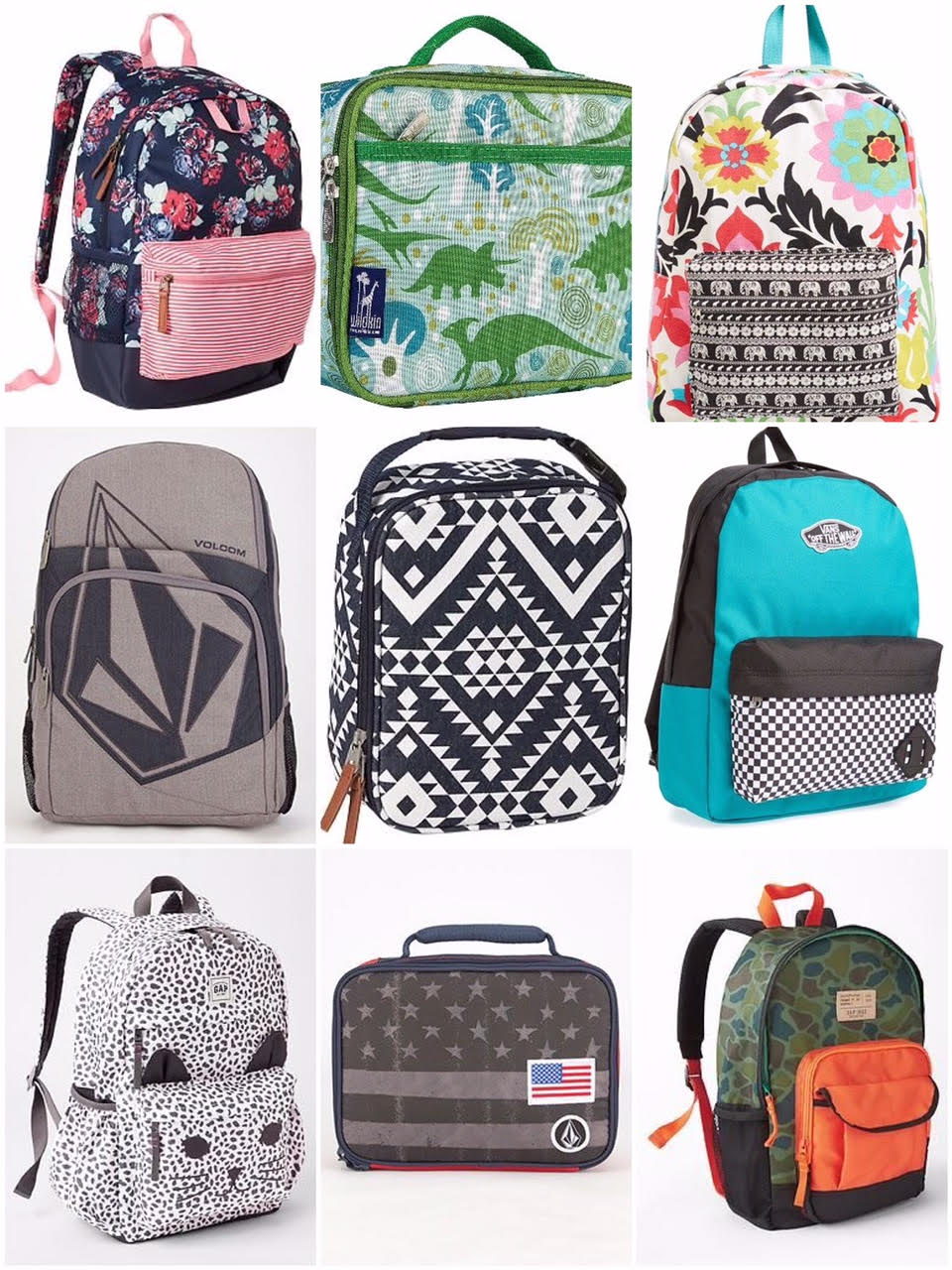 a47a7822cb Friday Finds: Backpacks & Lunch Boxes : Rage Against The Minivan