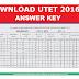 Download UTET ANSWER KEY 2017-18