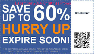 free Brookstone coupons december 2016
