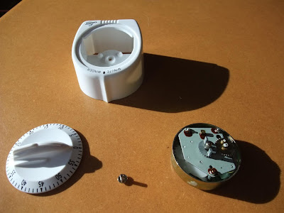 Disassemble Kitchen Timer
