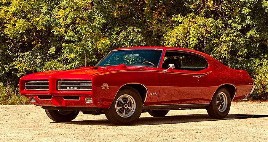1969 Pontiac Lemans Gto The Judge Review