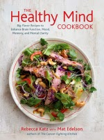 The Healthy Mind Cookbook - review by Lavende&Lemonade