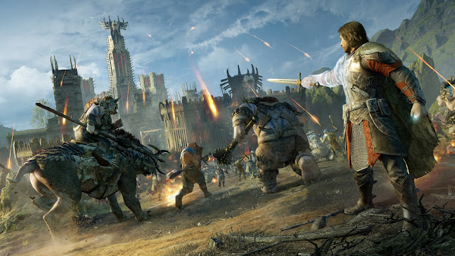 Middle Earth: Shadow of War: PS4 Review