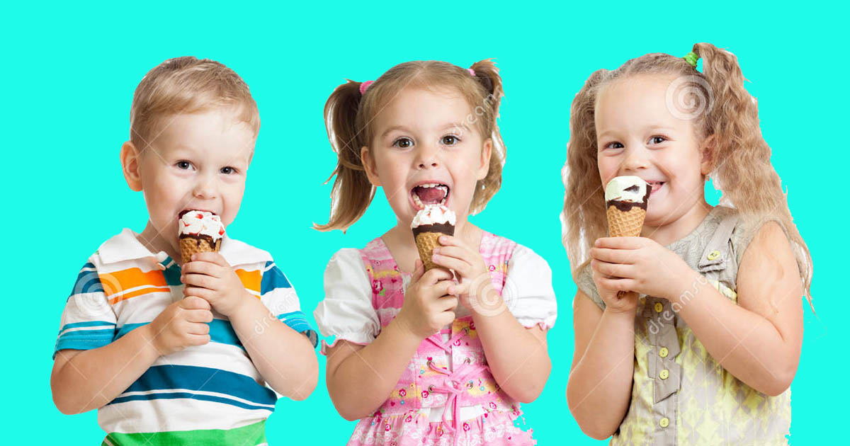 Lưu ý khi cho trẻ ăn kem mà mẹ không thể bỏ qua