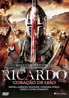 Ricardo: Coração de Leão - DVDRip Dual Áudio