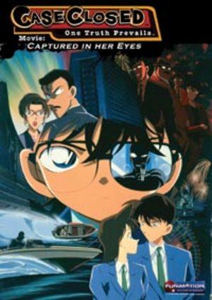 Thám Tử Lừng Danh Conan 4: Thủ Phạm Trong Đôi Mắt - Detective Conan Movie 4: Captured In Her Eyes (2000)