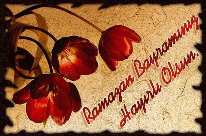 ramazan bayramı tebrik kartları