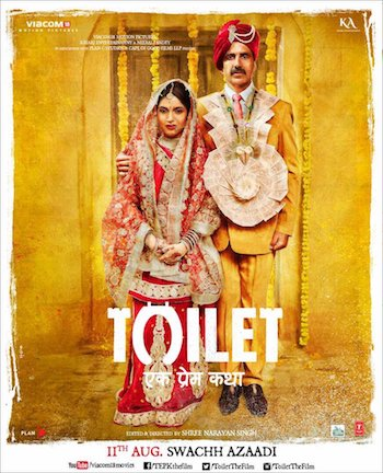 Toilet Ek Prem Katha 2017 Theatrical Trailer 720p Hindi Download