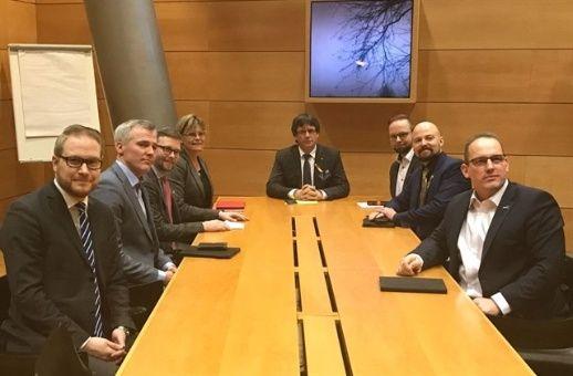 Finlandia recibe solicitud de España para extraditar a Puigdemont