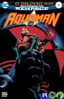 DC Renascimento: Aquaman #11