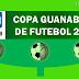 Copa Guanabara de futebol: Aproveitamento define os cruzamentos das oitavas de final