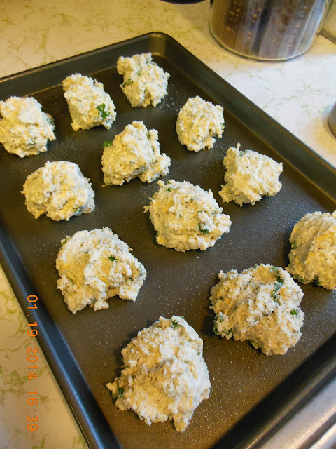 Sunday Supper Suggestion, Blue Cheese Biscuits - Our ...