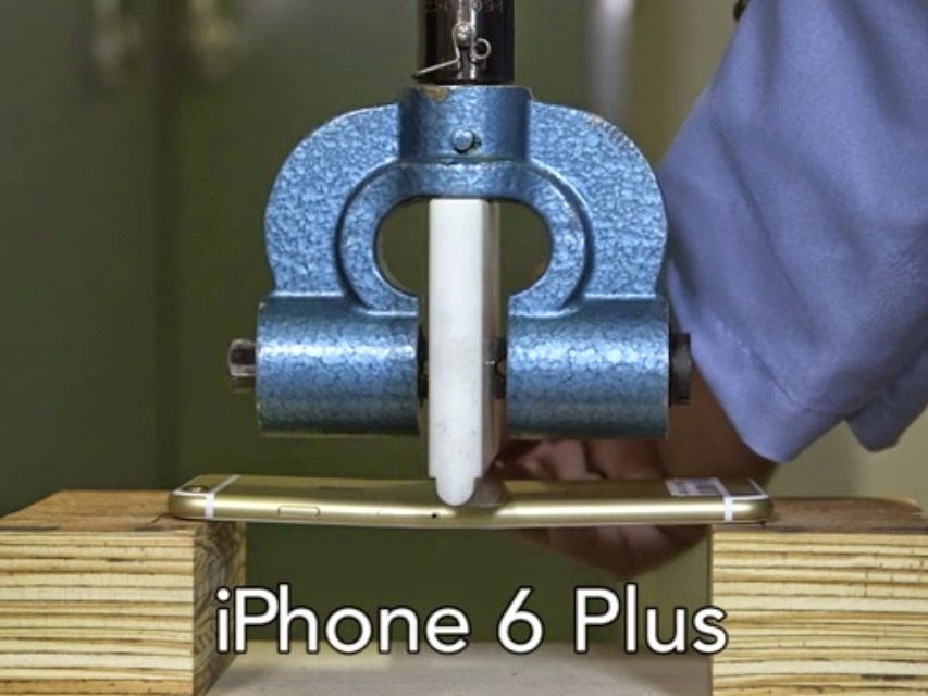 Fakta iPhone 6 Plus Melengkung