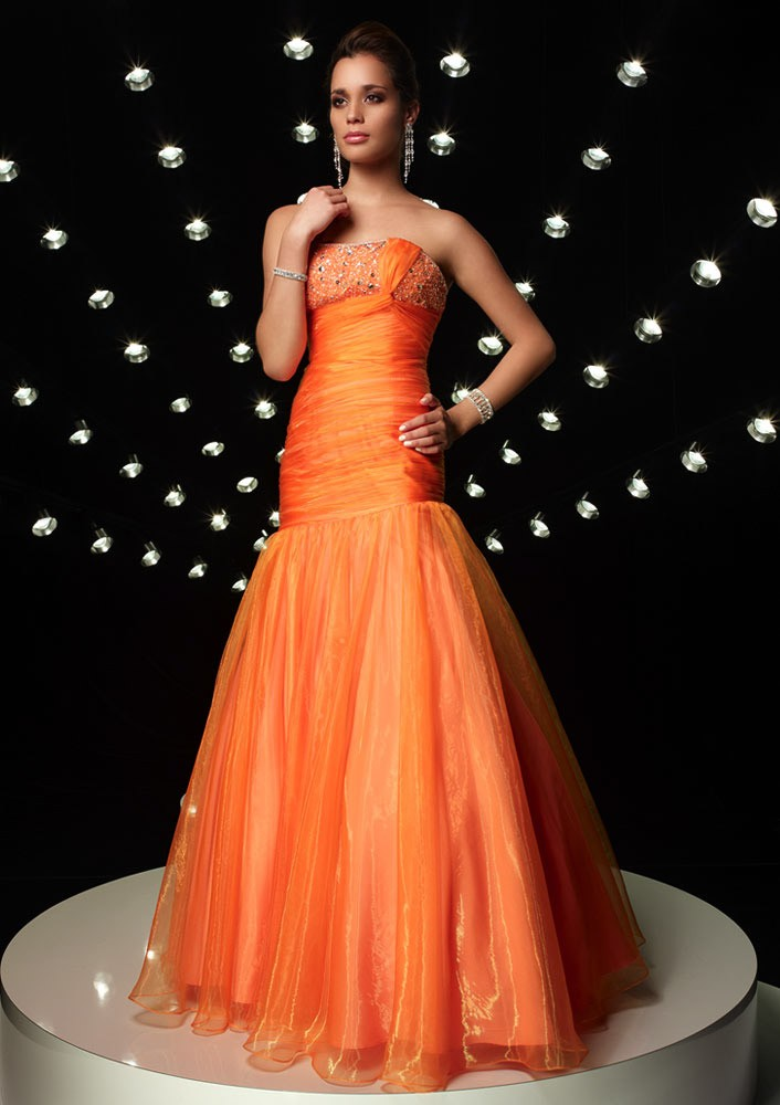 Cute 15 Year Old Boys Car Tuning: Orange Quinceanera Dress... Very Cute 15 Dresses