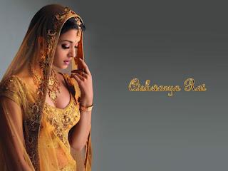 Aishwarya Rai As A Bride