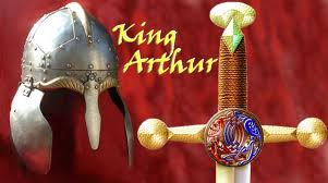King Arthur and the Witch