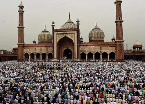 Bacaan Doa Tata Cara Niat Sholat Hari Raya Idul Fitri