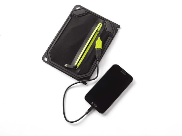 fathers day camping gifts guide solar charger