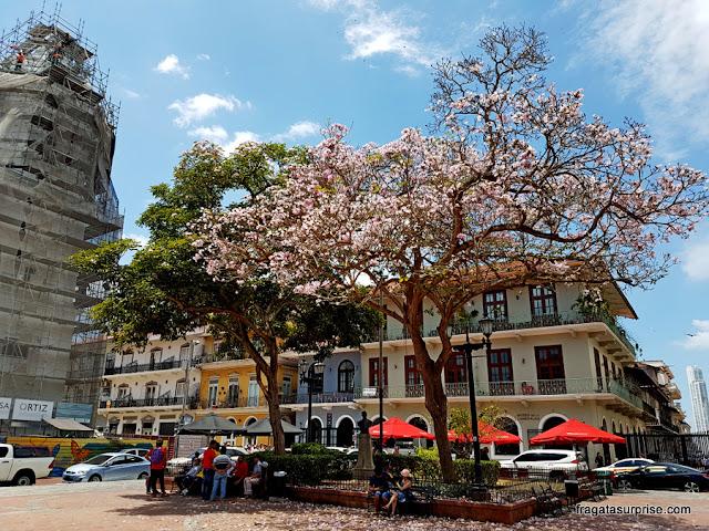 Praça da Catedral, Casco Antiguo, Cidade do Panamá