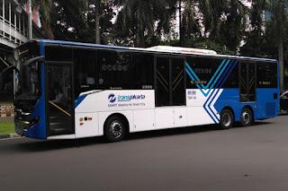 Lowongan Kerja Onboard dan Cashier PT Transportasi Jakarta 2017/2018