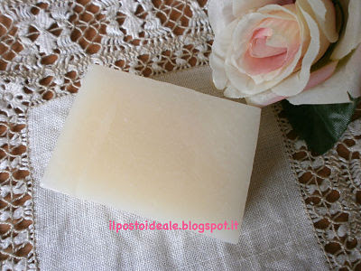 Terme Margherita di Savoia salt soap