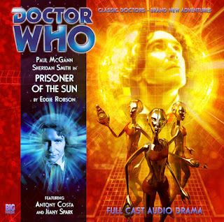 Big Finish Doctor Who Prisoner of the Sun
