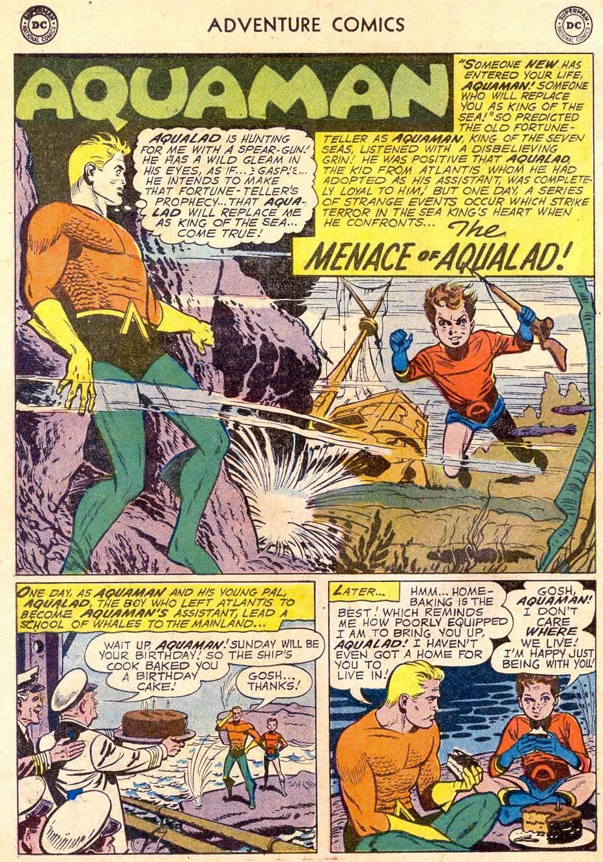 Read online Adventure Comics (1938) comic -  Issue #270 - 26
