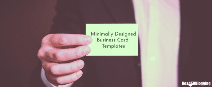 100 free business cards psd css author - 100 Free Business Cards