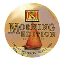 Diedrich Morning Edition Blend Coffee K-Cups