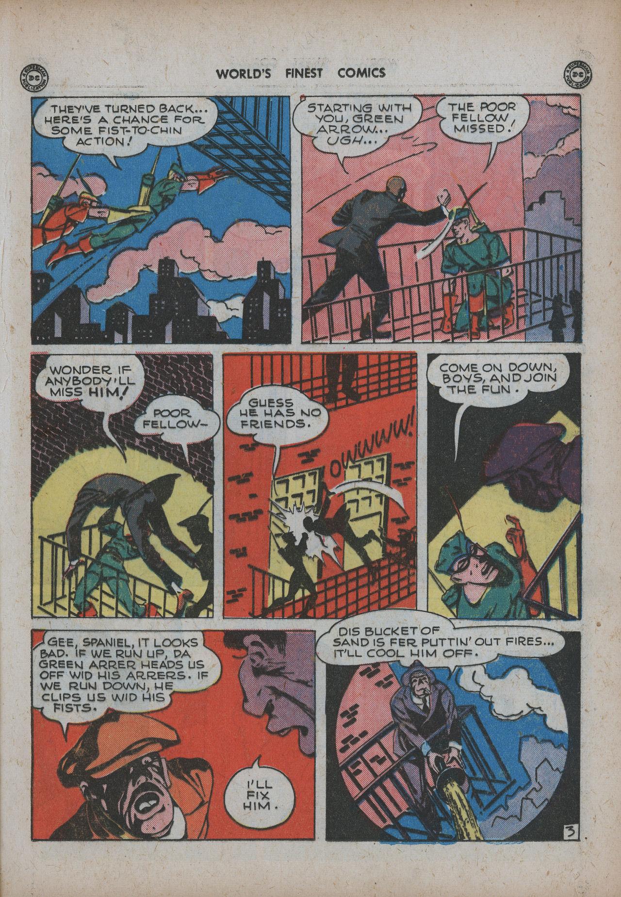 Read online World's Finest Comics comic -  Issue #20 - 19