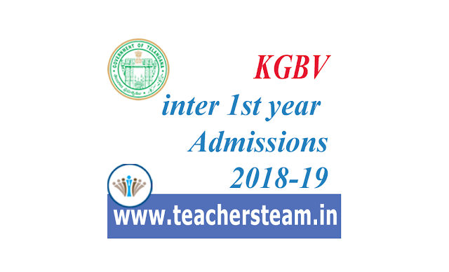 inter 1st year KGBV