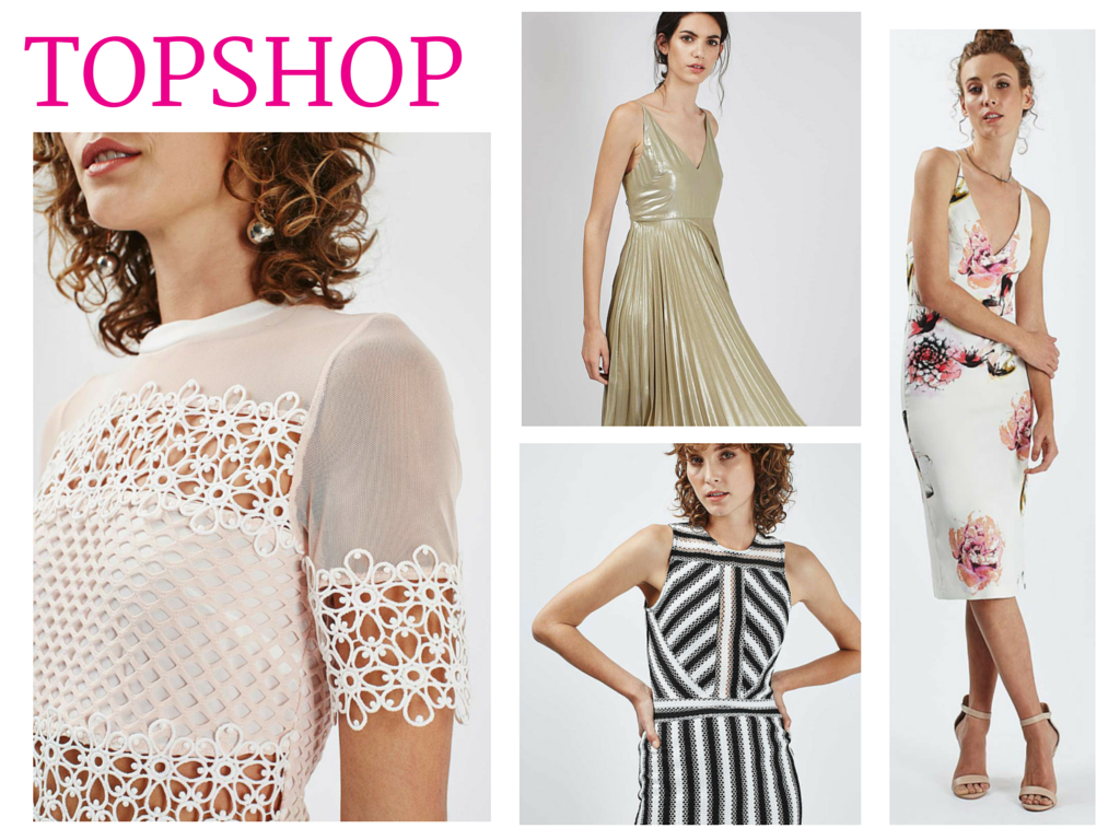 beautiful wedding guest dresses wedding dress guest summer Personally you can t beat Topshop for a pretty summer wedding dress From lace inserts to strappy florals to subtle metallics