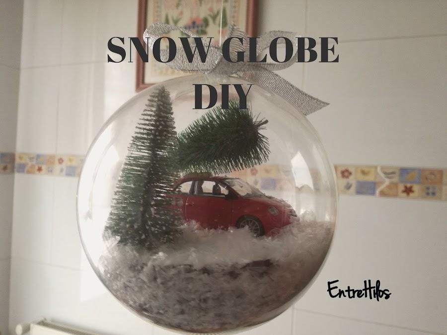 snowglobe diy