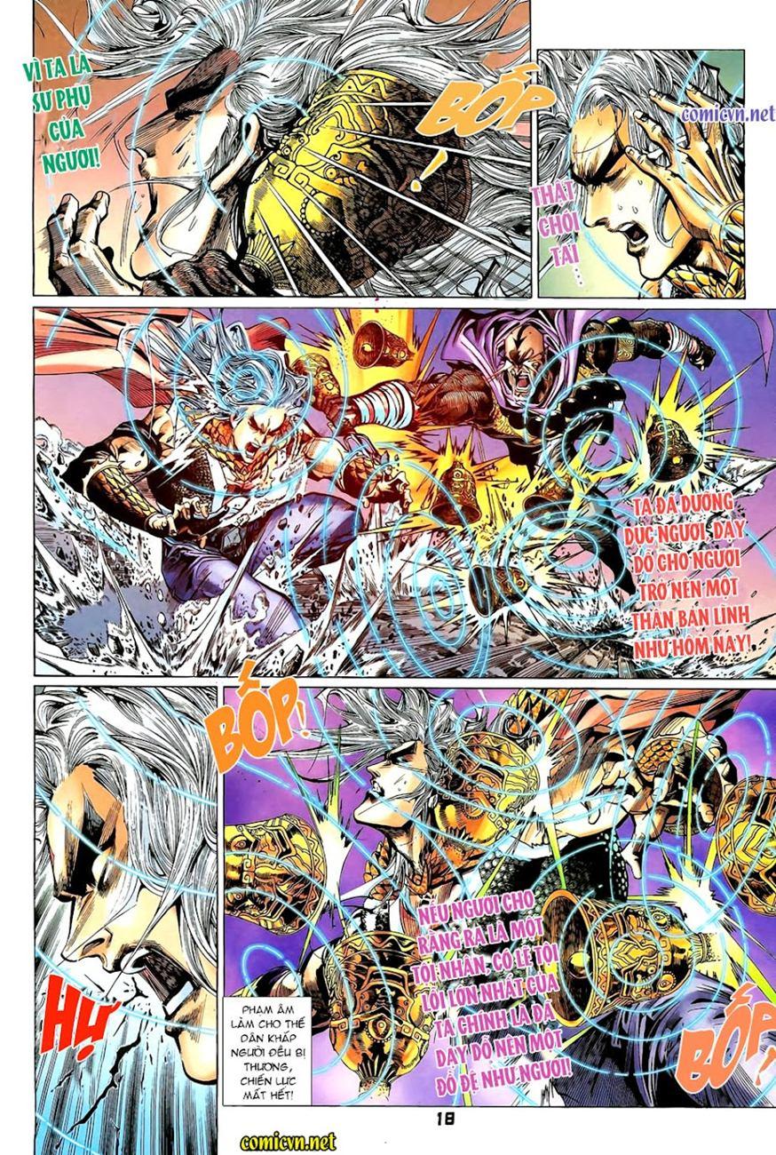 Đại Đường Uy Long chapter 100 trang 18