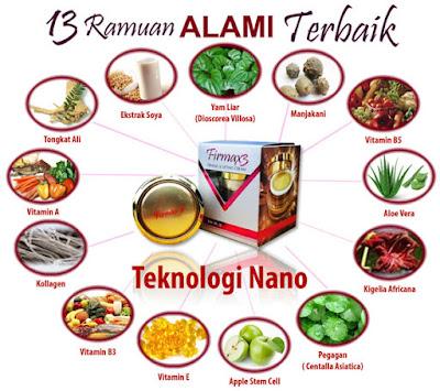 Kandungan Firmax3 Firming & Lifting Cream, bahan firmax3, firmax3 murah, firmax3 harga, efek samping firmax3, Beli Firmax3 Cram Murah di Jakarta Utara