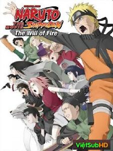 Naruto Shippuuden Movie 3 - Hi no Ishi wo Tsugu Mono
