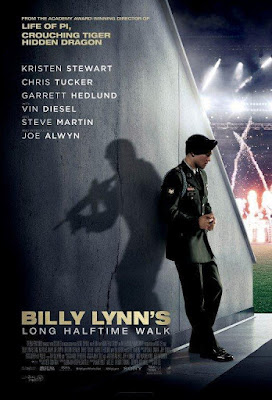 Billy Lynn's Long Halftime Walk 2016 DVD R1 NTSC Latino