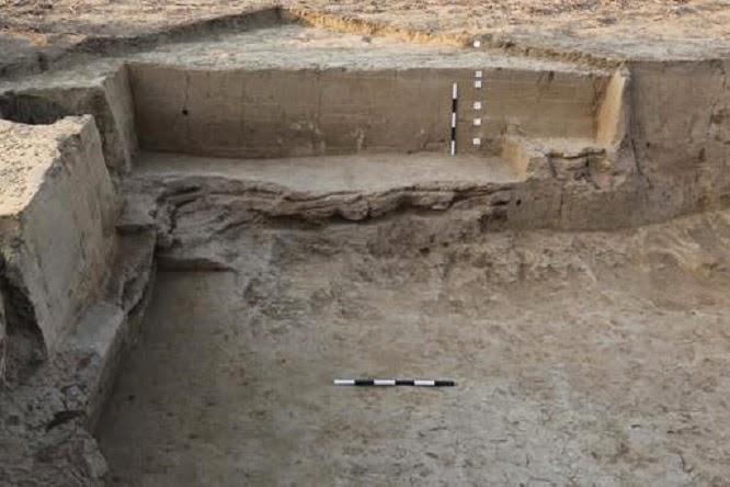 4,000 year old house found at Baghpat village offers rare clue to Harappan habitation