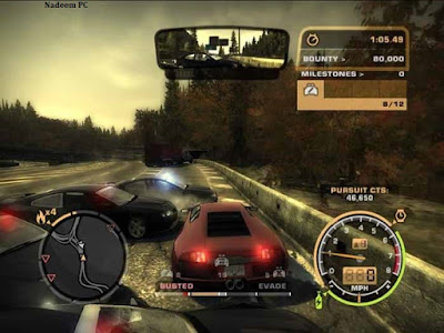 Download Need For Speed Most Wanted 2005