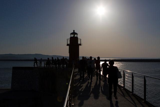 Lanterna rossa-Porto di Ancona