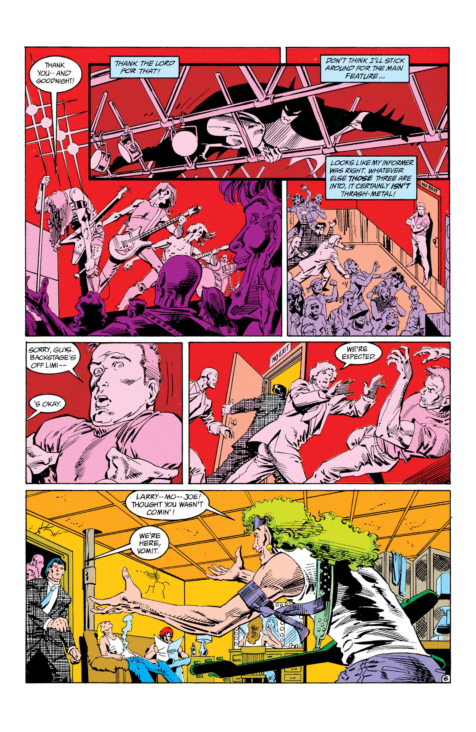 Detective Comics (1937) 608 Page 6