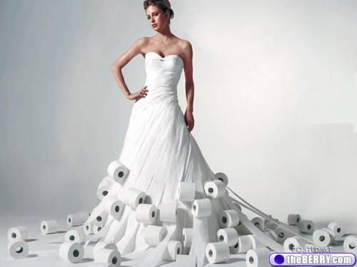 15 Creative and Cool Dresses - Part 3.