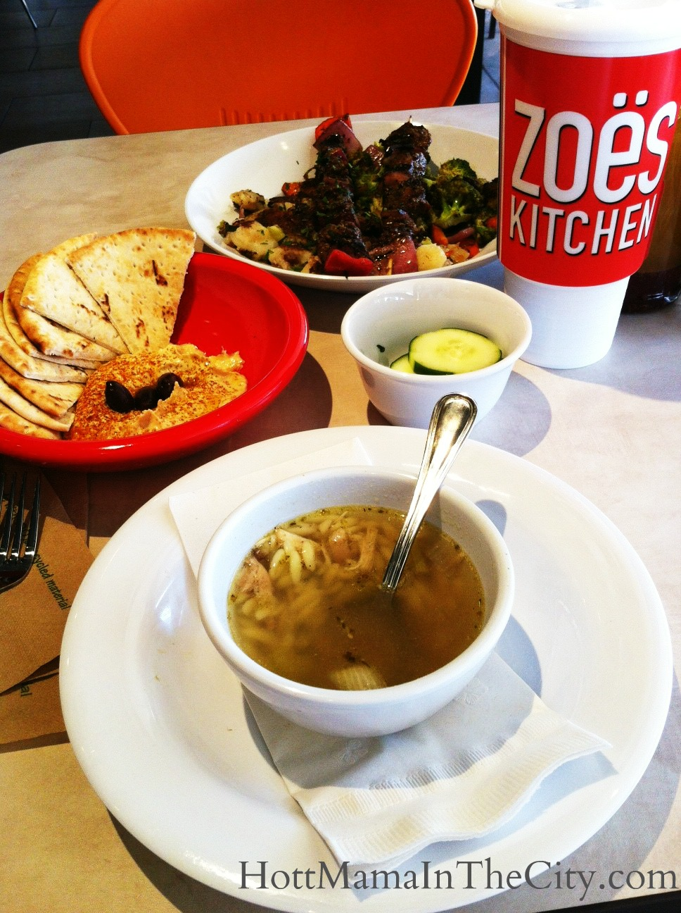 Chicken And Orzo Soup Zoes
