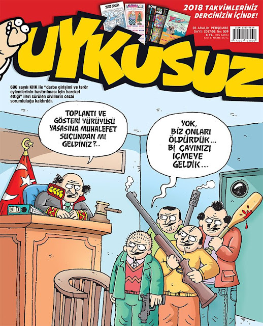 uykusuz 28 december 2017 cover