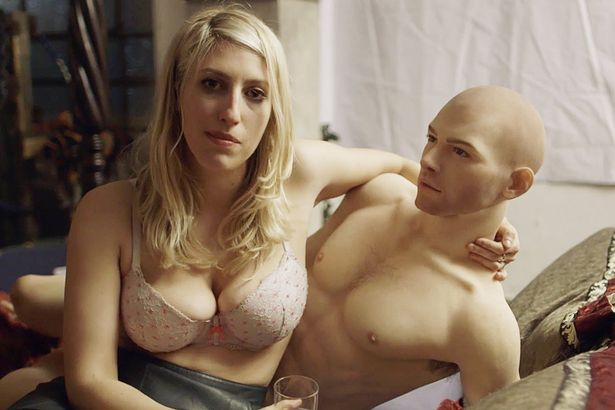 Woman Reveals How It Feels To Make Love To A Lifelike Robot Male Sex Doll