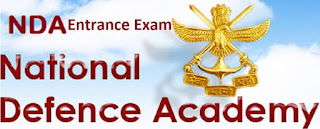 NDA EXAM 2017 ANSWER KEY
