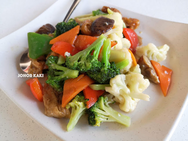 Luo Han Chai Stir Fried Vegetables